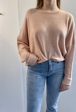 Pull Phoebe - Rose poudré