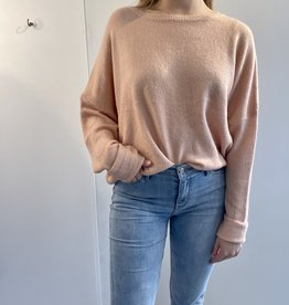 Pull - Phoebe Rose poudré