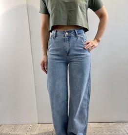 Jeans Alina - Bleu