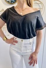 T-Shirt Catherine - Gris