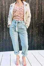 Pantalon Morgane - Bleu ciel