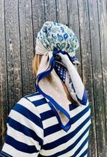 Foulard Faby - Bleu