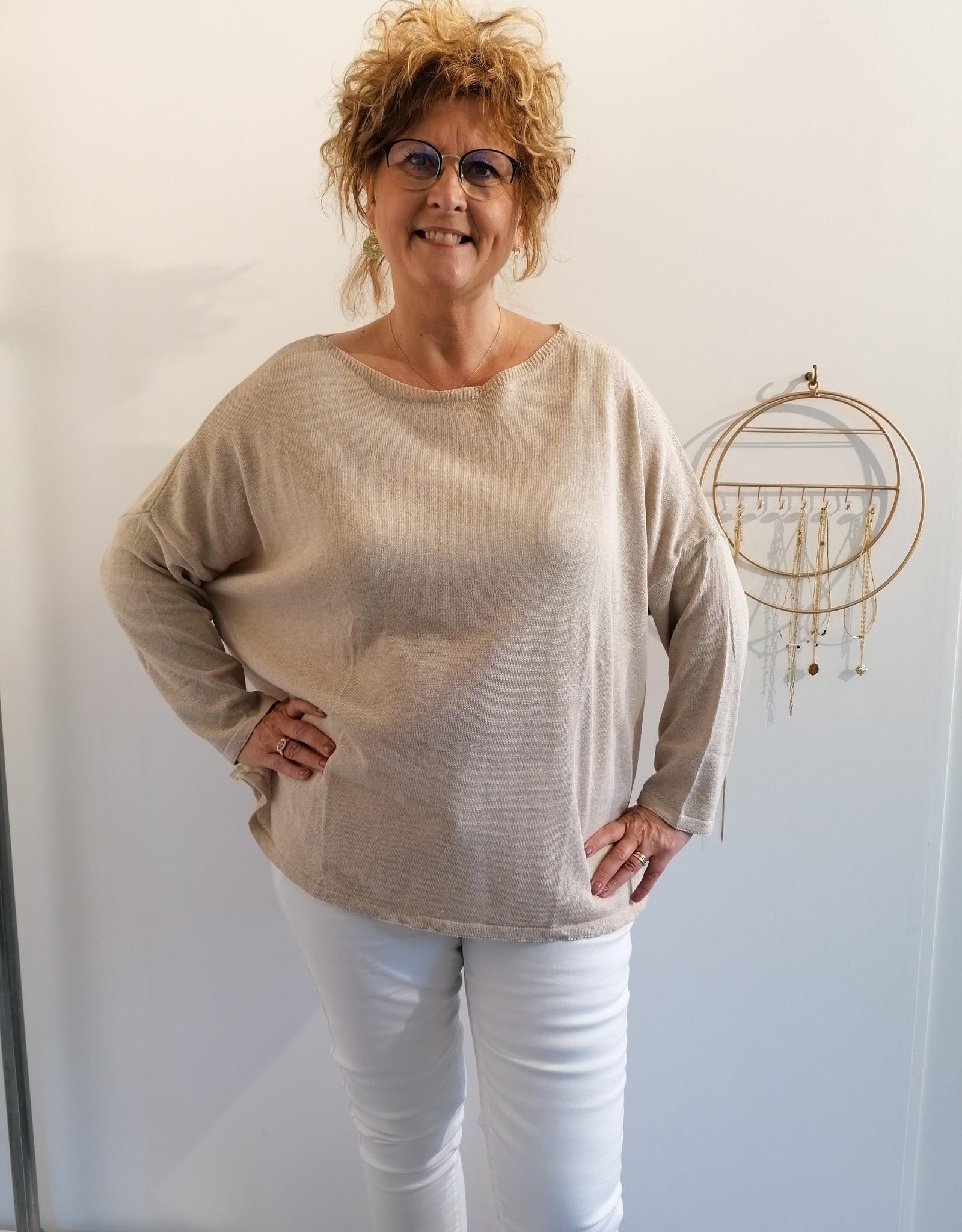 Pull Pauline - Beige