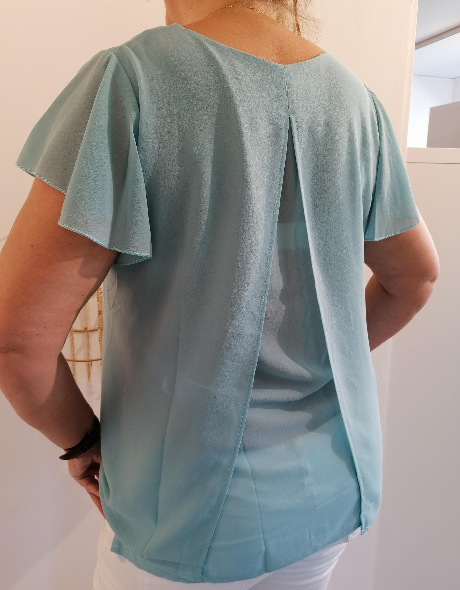T-Shirt Christy Vert