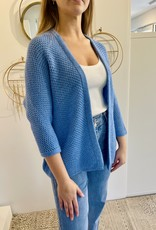 Gilet Goia - Bleu