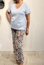 T-Shirt Cyna - Bleu