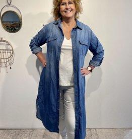 Robe en Jeans
