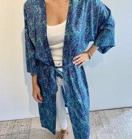 Kimono Kali - Vert