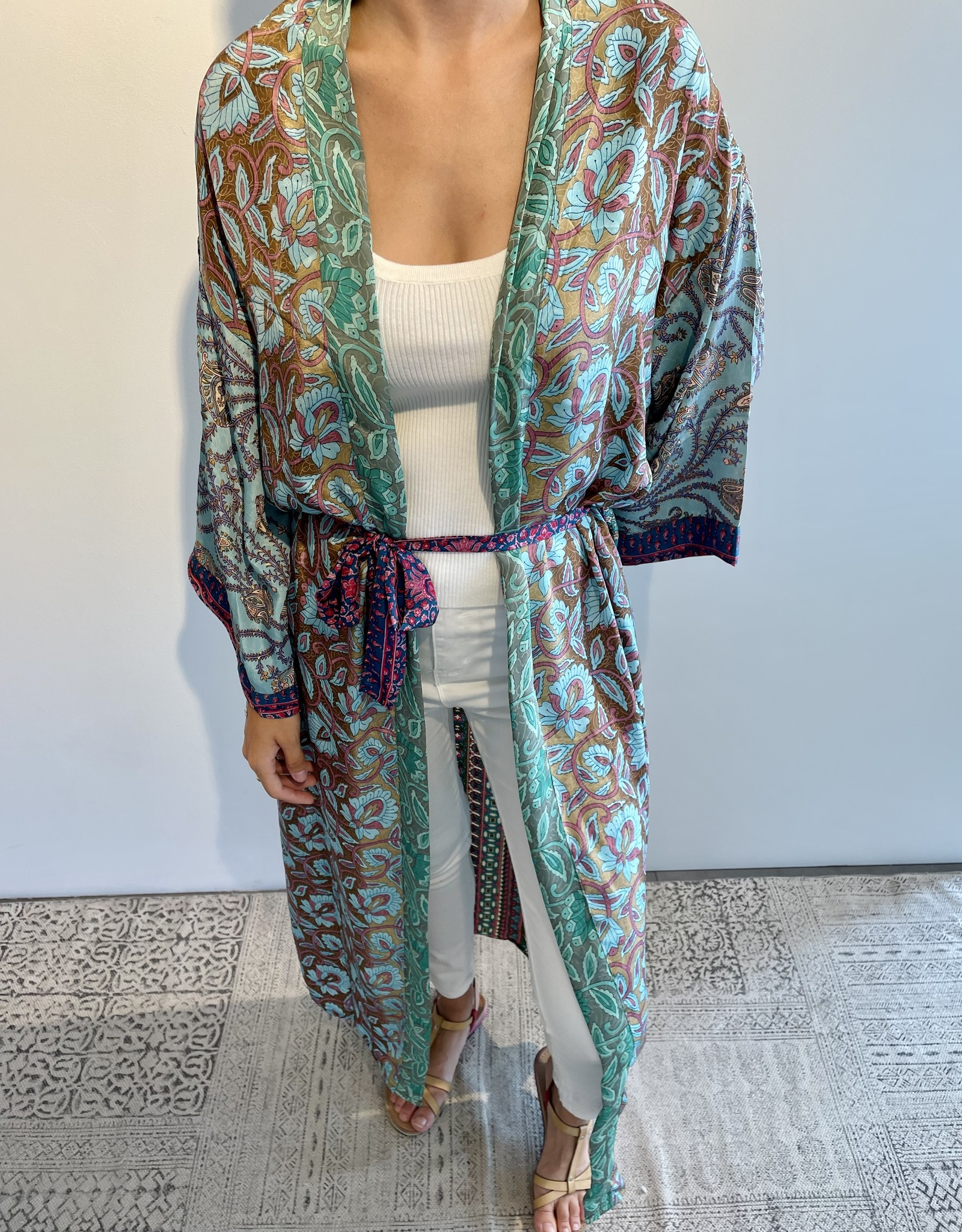 Kimono Kura - prix rond