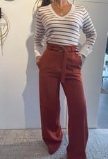 Pantalon Mily - Brique