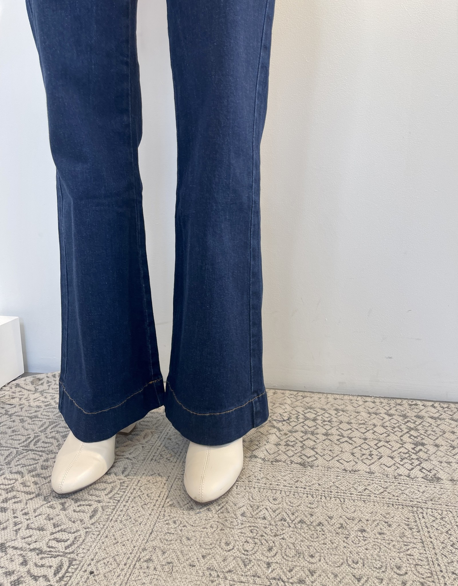 Jeans Malya - Foncé