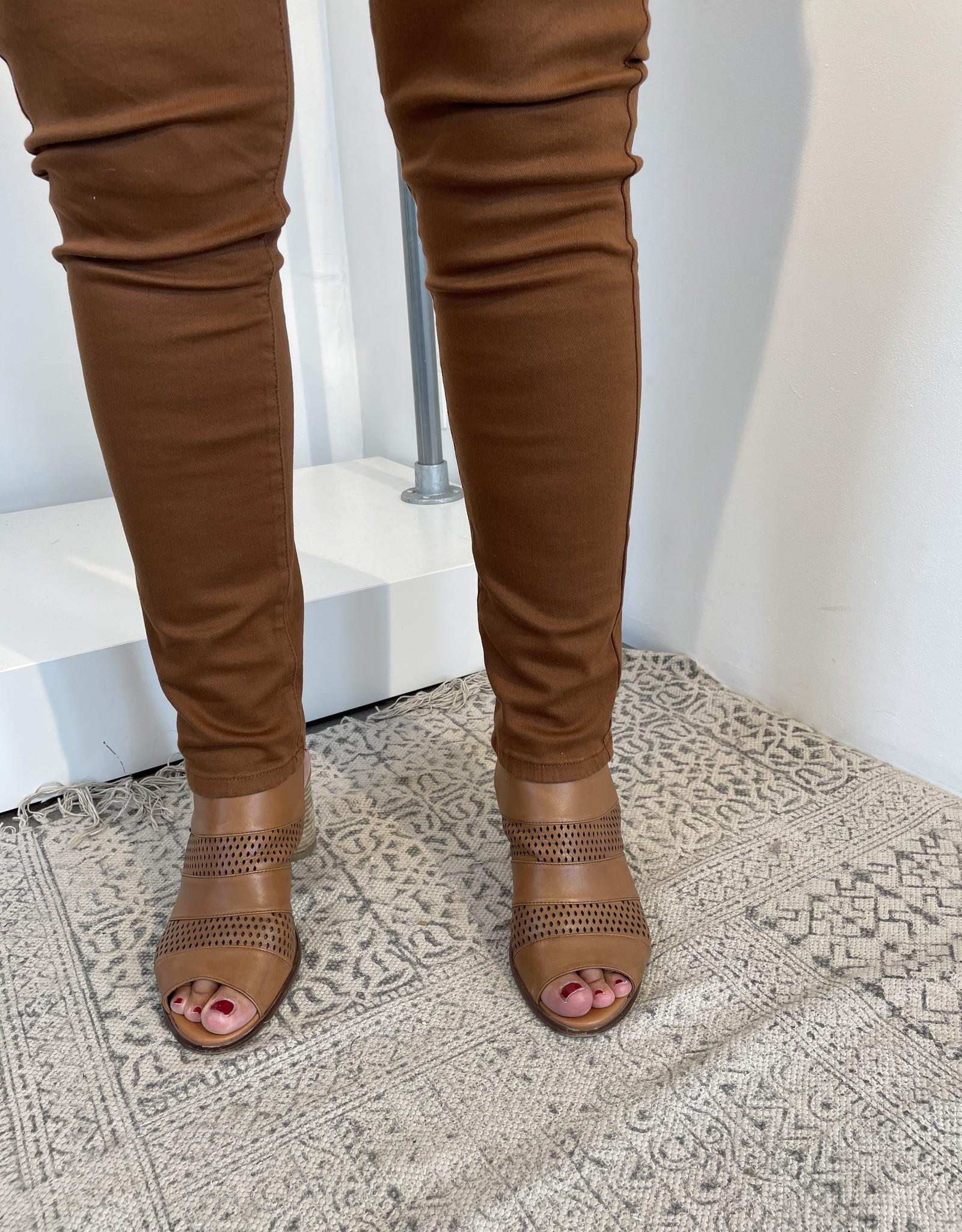 Jeans Anouchka - Camel