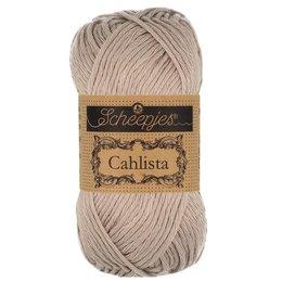 Scheepjes Cahlista Soft Beige (406)