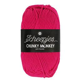 Scheepjes Chunky Monkey 1435 - Magenta