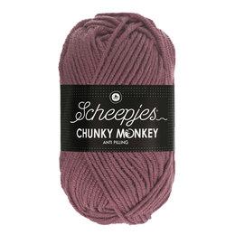 Scheepjes Chunky Monkey 1067 - Rosewood