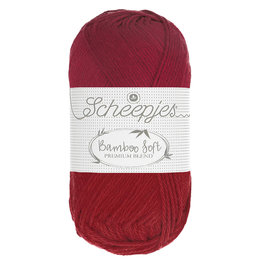 Scheepjes Bamboo Soft Majestic Red (259)