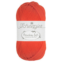 Scheepjes Bamboo Soft 261 - Regal Orange