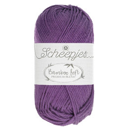 Scheepjes Bamboo Soft Royal Purple (252)