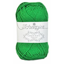 Scheepjes Linen Soft 606 - grün