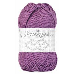 Scheepjes Linen Soft 612 - hyacinth