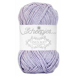 Scheepjes Linen Soft 624 - lavendel