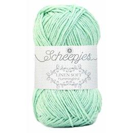 Scheepjes Linen Soft mint (623)