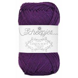 Scheepjes Linen Soft 602 - violett
