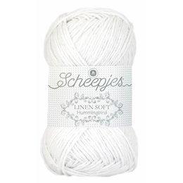 Scheepjes Linen Soft weiss (630)