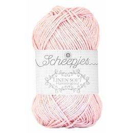 Scheepjes Linen Soft rosa (628)