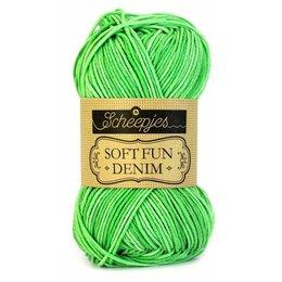 Scheepjes Softfun denim Grün (506)