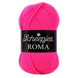 Scheepjes Roma Neon rosa (1665)