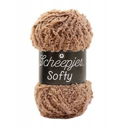 Scheepjes Softy 480 - Hellbraun