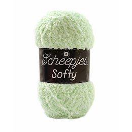 Scheepjes Softy Hellgrün (492)