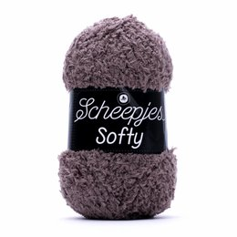 Scheepjes Softy 473 - Taupe