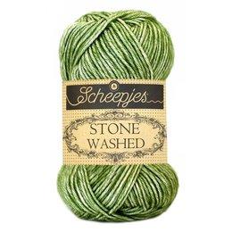 Scheepjes Stone Washed Canada Jade (806)