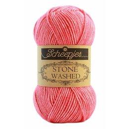 Scheepjes Stone Washed 835 - Rhodochrosite
