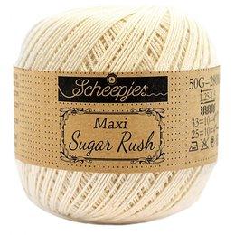 Scheepjes Sugar Rush 130 - Old Lace