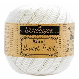 Scheepjes Sweet Treat 105 - Bridal White