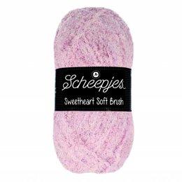 Scheepjes Sweetheart Soft Brush 530 - rosa