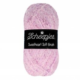 Scheepjes Sweetheart Soft Brush rosa (530)