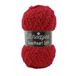 Scheepjes Sweetheart Soft 16 - Dunkelrot