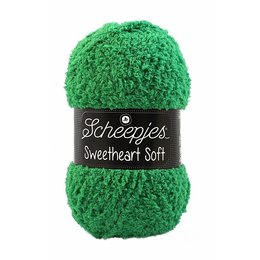 Scheepjes Sweetheart Soft 23 - Gruün