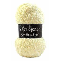 Scheepjes Sweetheart Soft 25 - Hellgelb
