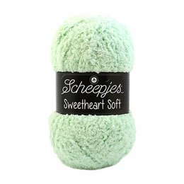 Scheepjes Sweetheart Soft Hellgrün (18)