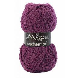 Scheepjes Sweetheart Soft 14 - Violett