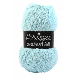 Scheepjes Sweetheart Soft 21 - Türkis