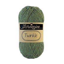 Scheepjes Twinkle 931 - Olivgrün