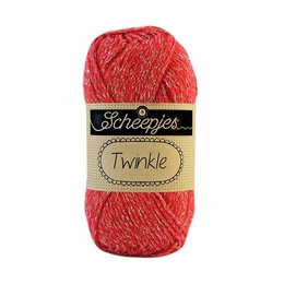 Scheepjes Twinkle Rot (924)