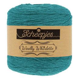 Scheepjes Woolly Whirlette Green Tea (570)