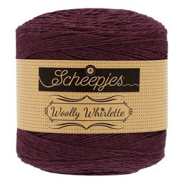 Scheepjes Woolly Whirlette Plum Pie (572)